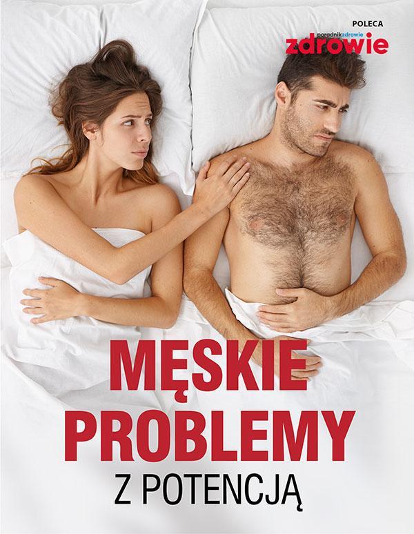 Męskie problemy z potencją