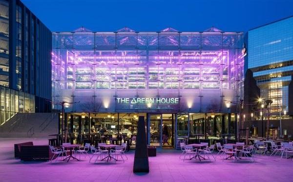 Green House w Utrechcie – architektura zamkniętego obiegu